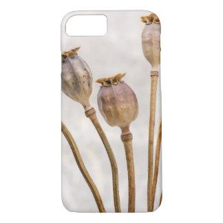 Poppy Straw Pods iPhone 8/7 Case