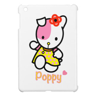 POPPY the puppy ipad Mini Case