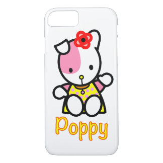 Poppy the puppy on iPhone 8/7 Barely There case