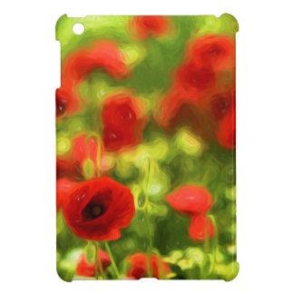 Poppy VI_ iPad Mini Cover