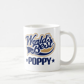 Poppy (Worlds Best) Coffee Mug