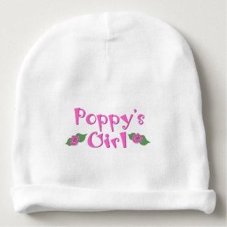 Poppy's Girl Baby Beanie