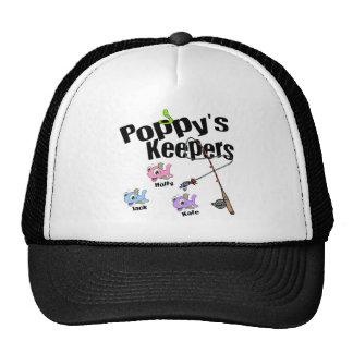Poppy's Keeper's T-shirt Cap