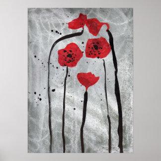 Poppy's Print