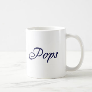 Pops Grandfather Products Coffee Mug