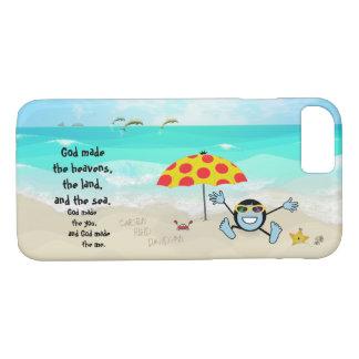 Pops' Peeps Beach Boy iPhone 7 Case