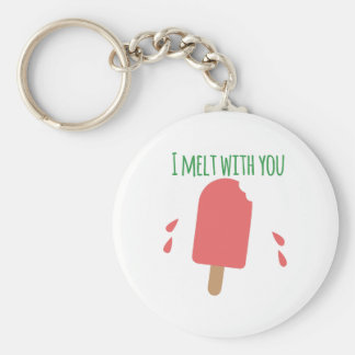 popsicle_I Melt With You Keychain