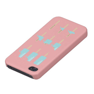 Popsicle Message Iphone Case iPhone 4 Cover