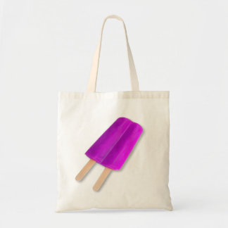 popsicle budget tote bag