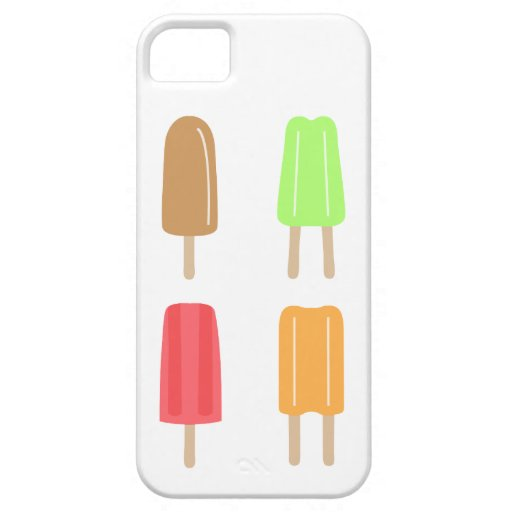 Popsicles iPhone 5 Cover