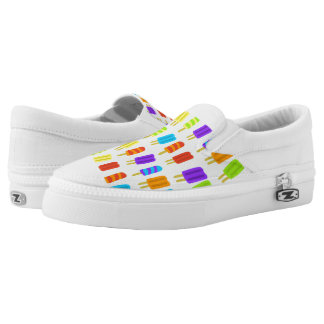 Popsicles slip-on shoes 👞 by zipz !