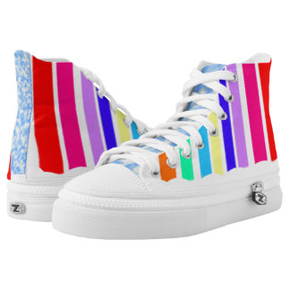 Popsicool High Top Sneakers