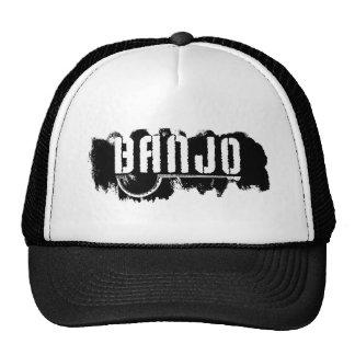 Popular Banjo Cap