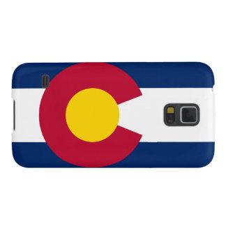 Popular Colorado Flag Galaxy S5 Covers
