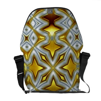 Popular Gold Rickshaw Bag Courier Bag