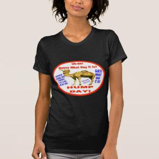 Popular Hump Day Camel Emblem Shirt