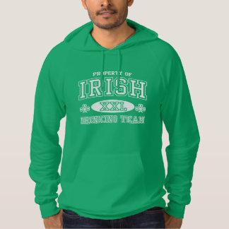Popular Irish Drinking Team Hoodie