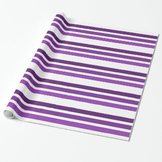 Popular Ombre Purple Wrapping Paper