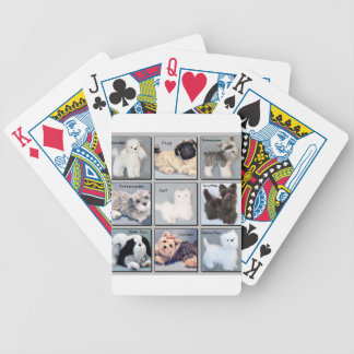 Popular Pooches Bicycle Playing Cards