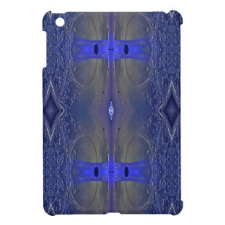 Popular Royal Blue Tribal Pattern iPad Mini Case