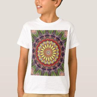 Popular Vibrant Mandala Pattern T-Shirt