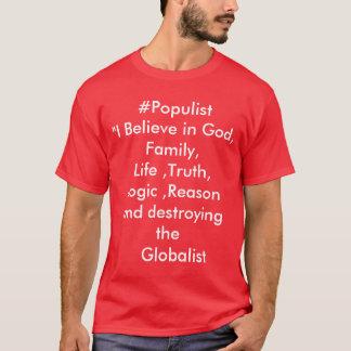 Populist Conservative shirt