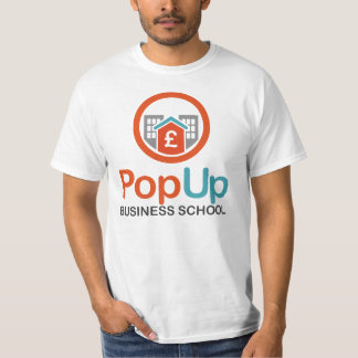 PopUp Business School Mens T-Shirt