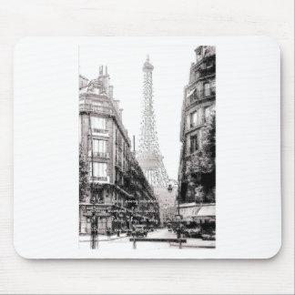 Por que eu amo Paris - Why do I love Paris Mouse Pad
