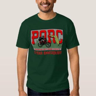 porc 10 new t shirts