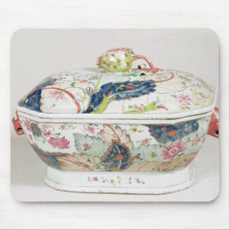 Porcelain dish, 18th century mouse pad