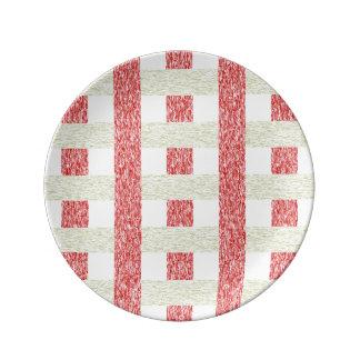 Porcelain Plate Decorative