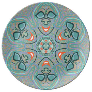 """Porcelain Plate """"Rico"""" by MAR"""