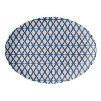 porcelain porcelain serving platter