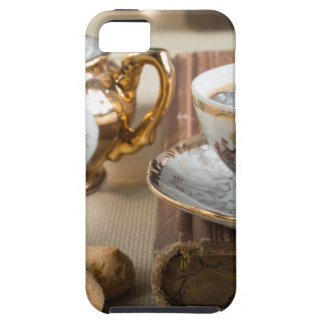 Porcelain tableware from the 19th century German iPhone 5 Cover