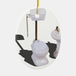 PorcelainToiletWithPullChain103013.png Ceramic Ornament