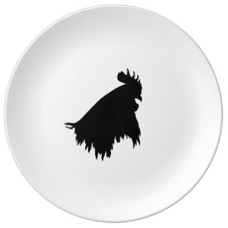 Porcelan Decorative Plate! Porcelain Plate
