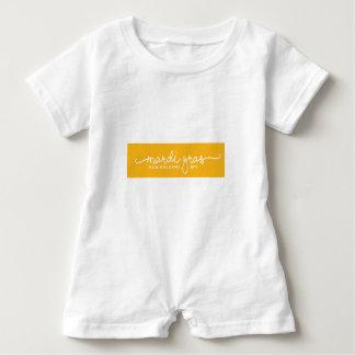 [PORCH & DOG] • MARDI GRAS BABY - 2017 BABY BODYSUIT