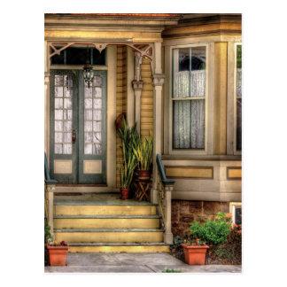 Porch - House 109 Postcard