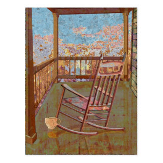 Porch Postcard