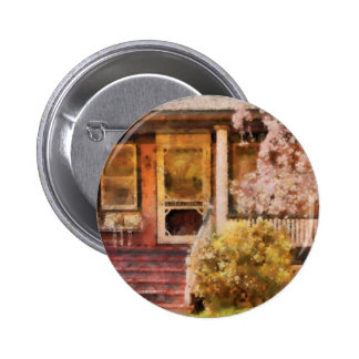 Porch - Pretty in Pink Pinback Buttons