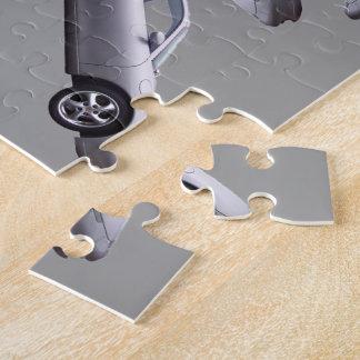 Porche Party Jigsaw Puzzle