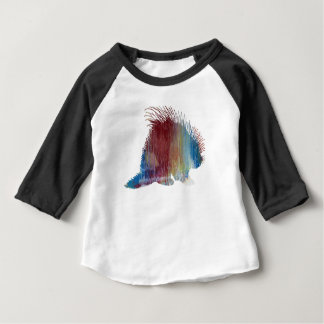 Porcupine Art Baby T-Shirt