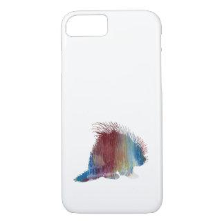 Porcupine Art iPhone 8/7 Case