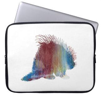 Porcupine Art Laptop Sleeve
