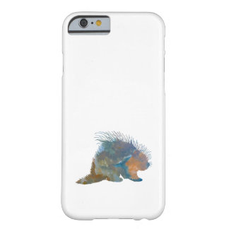 Porcupine Barely There iPhone 6 Case
