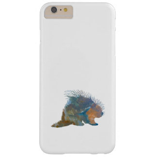 Porcupine Barely There iPhone 6 Plus Case