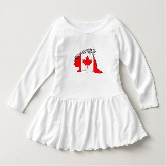 Porcupine Canada Dress