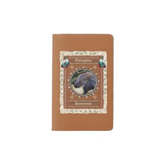 Porcupine  -Innocence- Notebook Moleskin Cover