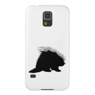 Porcupine silhouette galaxy s5 cover