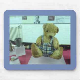 Porgy, Alan Turing's teddy bear Mouse Pad